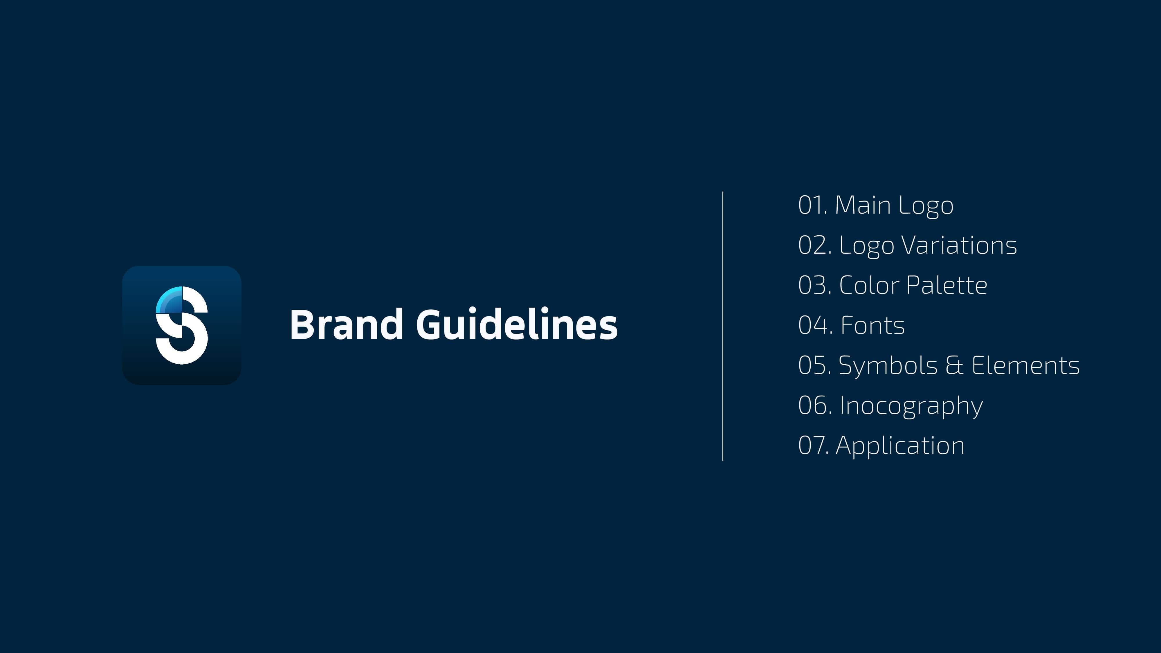 Sydney ICT Brand Guideline Examples 2