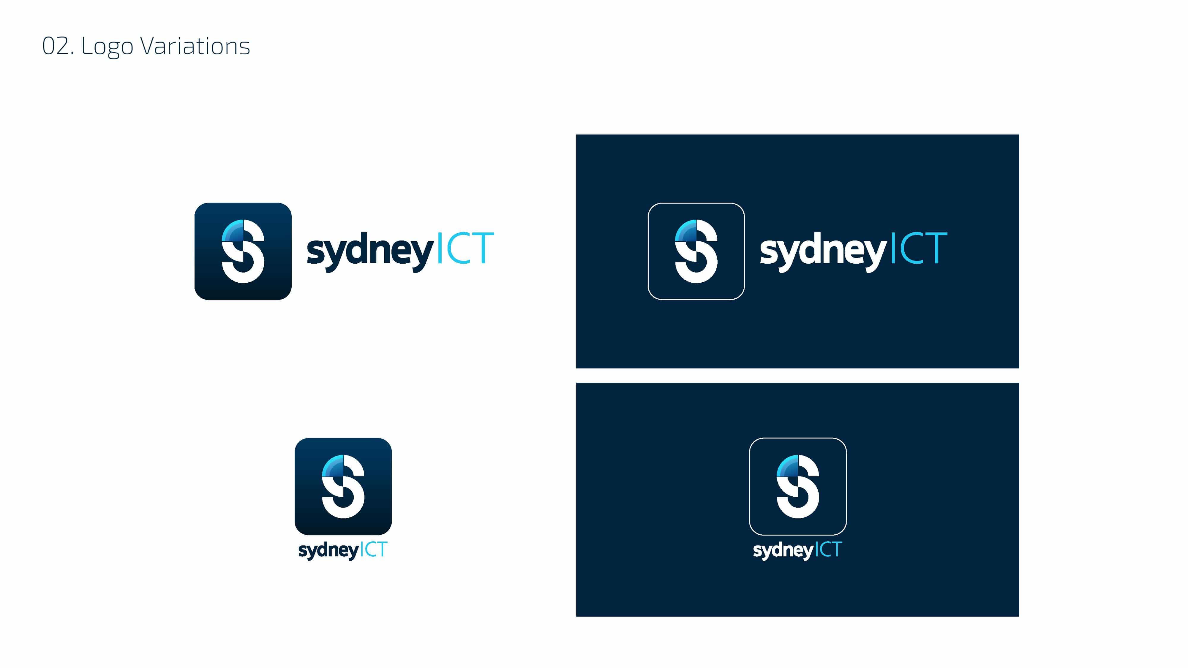 Sydney ICT Brand Guideline Examples 3