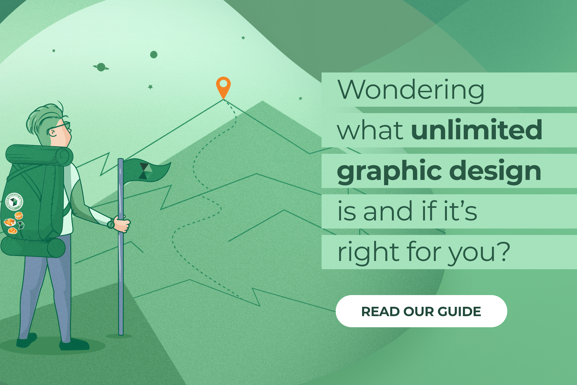 Find out if unlimited graphic design is right for you